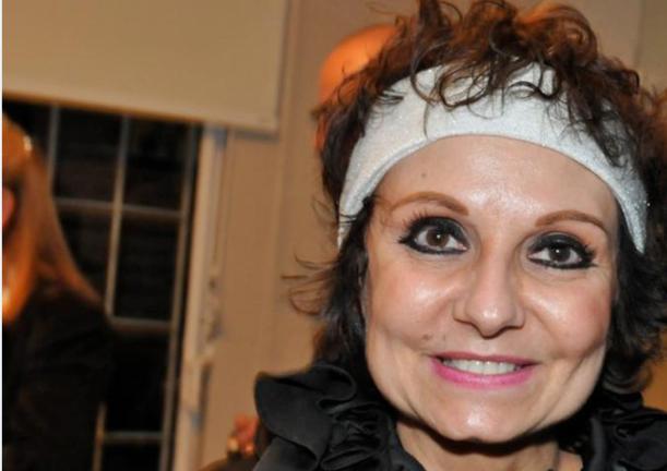 Valéria Baracat Gyy, jornalista e presidente do Instituto Arte de Viver Bem, voltado à conscientização sobre o câncer de mama